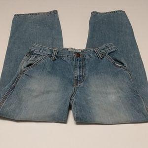 1989 Place Womens Carpenter Jeans Size 12